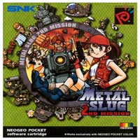 Metal Slug - 2nd Mission