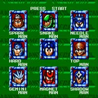 Mega Man The Wily Wars SRAM