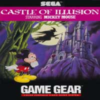 Castle of Illusion Starring Mickey Mouse (GG)