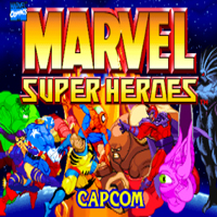 Marvel Super Heroes Capcom CPS 2