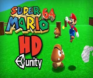 Super Mario 64HD