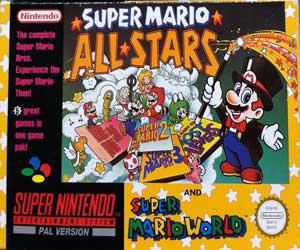 Super Mario All-Stars y Super Mario World