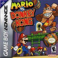 Mario Vs Donkey Kong (GBA)