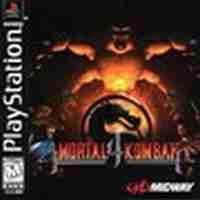 Mortal Kombat 4-Psx