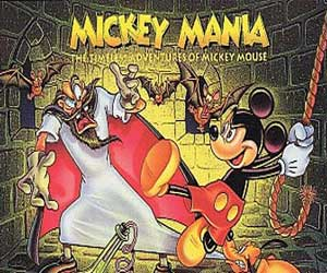 Mickey Mania – The Timeless Adventures of Mickey