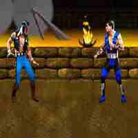 Mortal Kombat Flash
