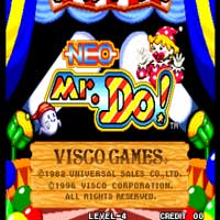 Neo Mr. Do