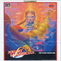 Night Warriors : Darkstalkers' Revenge