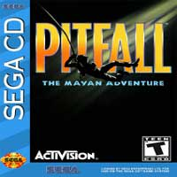 Pitfall - The Mayan Adventure Sega CD