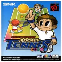 Pocket Tennis Color - Pocket Sports Series