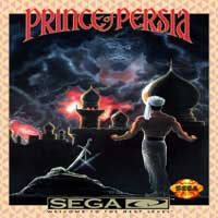 Prince of Persia Sega Cd