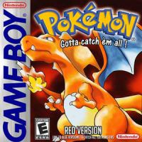 Pokemon Rojo Fuego (GBA)