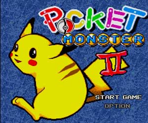 Pocket Monster II