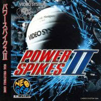 Power Spikes II (NeoGeo)