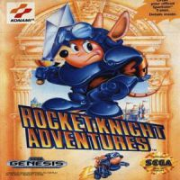 Rocket Knight Adventures (Sega)