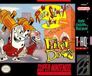 Ren y Stimpy Show - Fire Dogs