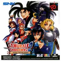 Samurai Shodown 2 - Pocket Fighting Series