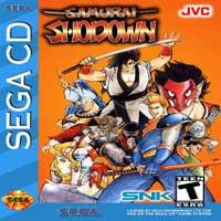 Samurai Shodown Sega Cd