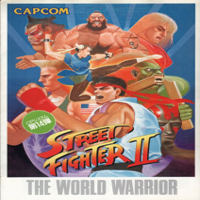 Street Fighter 2 - The World Warrior Capcom CPS 1