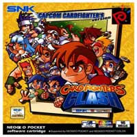 SNK vs. Capcom - Card Fighters' Clash - Capcom Version