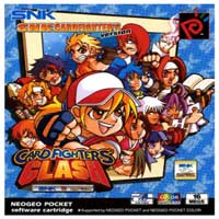 SNK vs. Capcom - Card Fighters' Clash