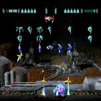 Space Invaders N64