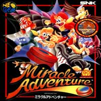 Spinmaster : Miracle Adventure