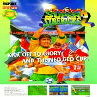 Super Sidekicks 2 : The World Championship