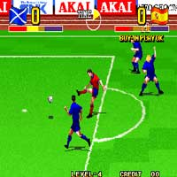 The SNK Football Championship