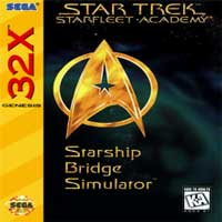 Star Trek Starfleet Academy - Starship Bridge Simulator