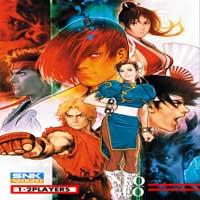 SNK vs. Capcom : SVC Chaos online