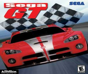 Sega GT European Edition