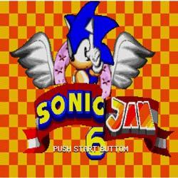 Sonic Jam VI
