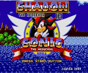 Play Shadow the Hedgehog Free Online