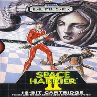 Space Harrier 2