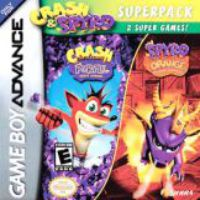 Crash y Spyro Super Pack