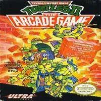 Teenage Mutant Ninja Turtles II - The Arcade Game