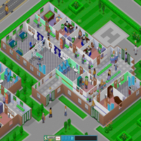 Theme Hospital DosBox