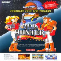 Top Hunter: Roddy & Cathy (NeoGeo)
