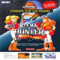 Top Hunter: Roddy & Cathy (NeoGeo)