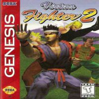 Virtua Fighter 2 (Genesis)