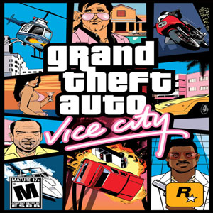 Grand Theft Auto Vice City Games