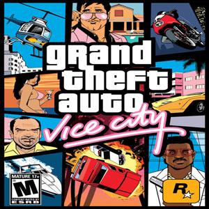 Grand Theft Auto Vice City Games