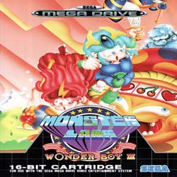 Wonder Boy III – Monster Lair