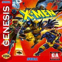 X-Men SEGA